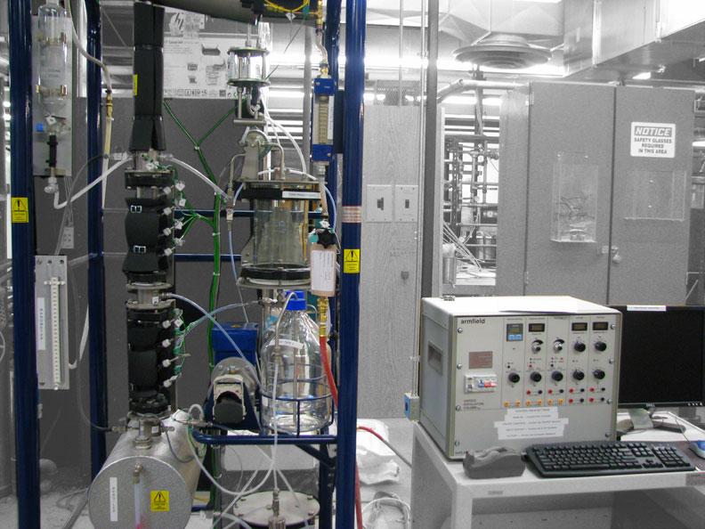 p&id of distillation column pdf
